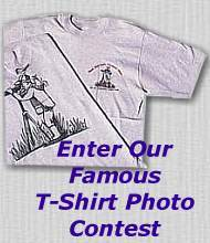 Tee Shirt Photo Contest